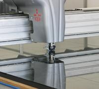 CNC-Glasschneiden