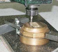 CNC Frästechnik